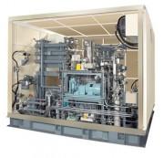 水素圧縮機