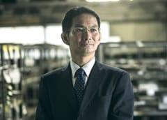 高石工業株式会社 代表取締役 高石秀之